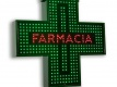 Insegna con illuminazione a LED per Farmacie